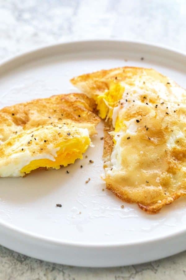 Over-Hard Eggs