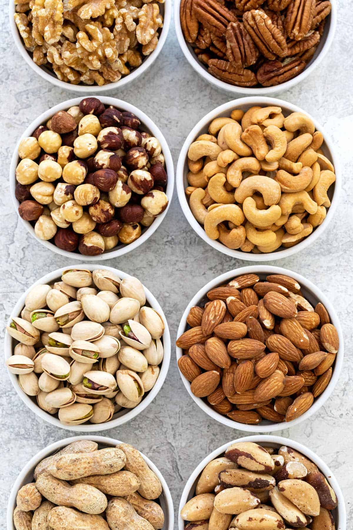 15 Common Types of Nuts - Jessica Gavin