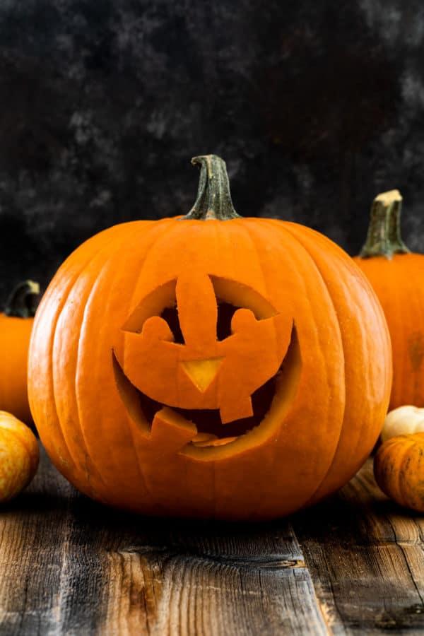How to carve a pumpkin and make a Jack O'Lantern