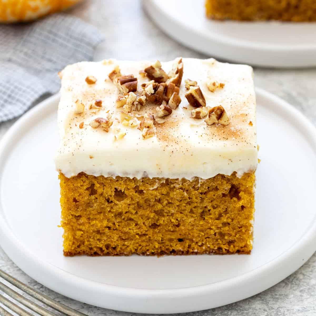 Easy Pumpkin Cake Recipe Jessica Gavin
