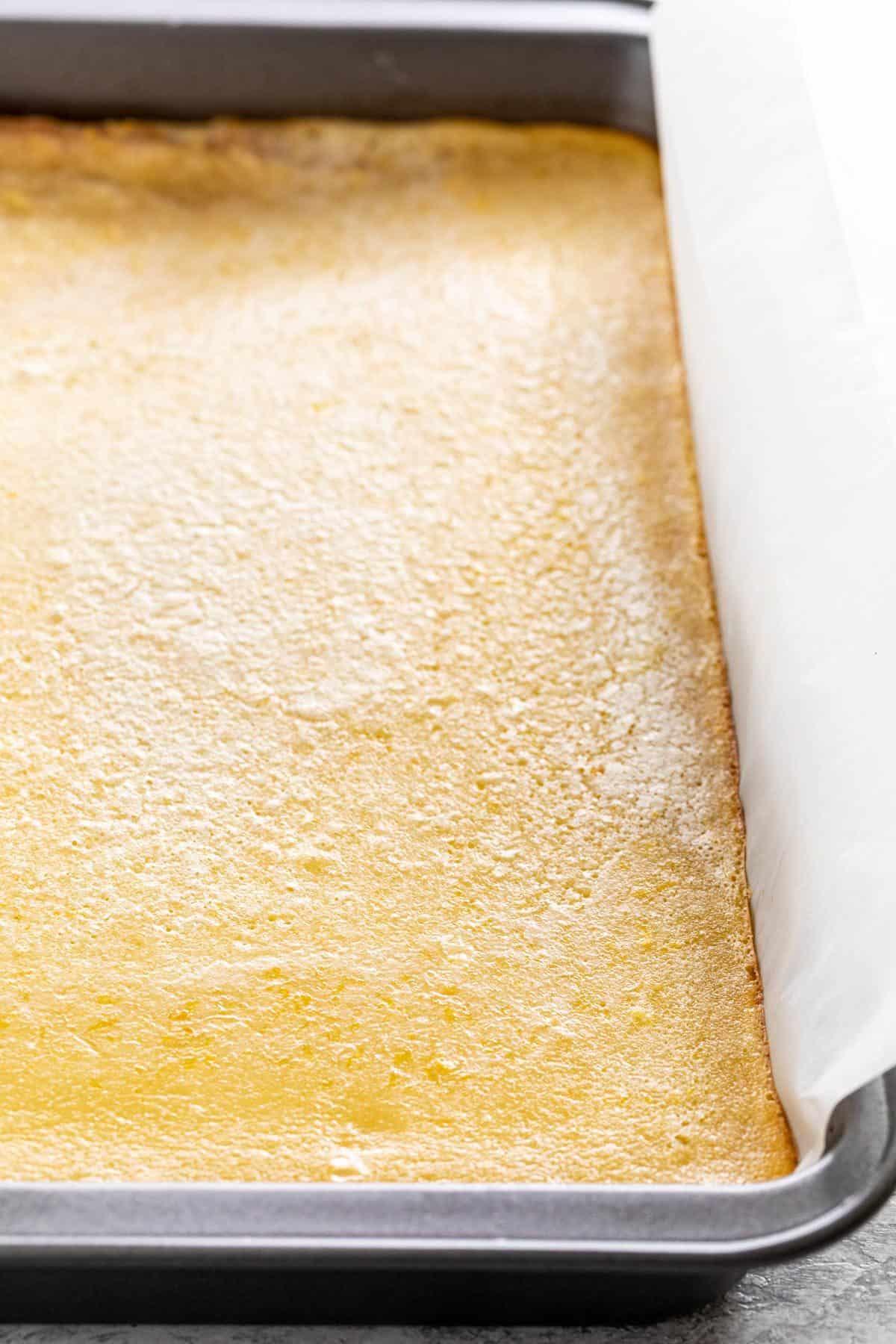 baked lemon filling