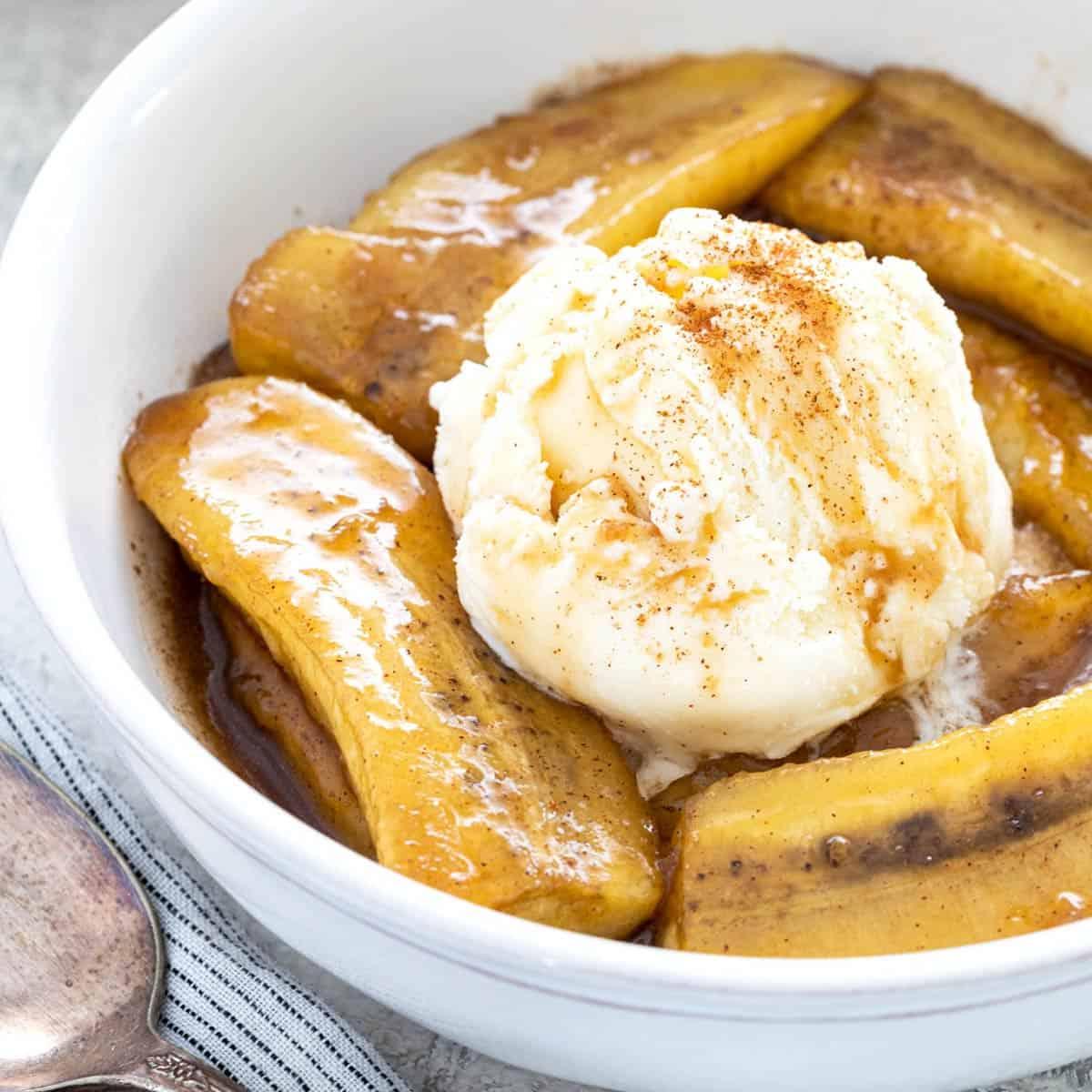 Bananas Foster Recipe Jessica Gavin